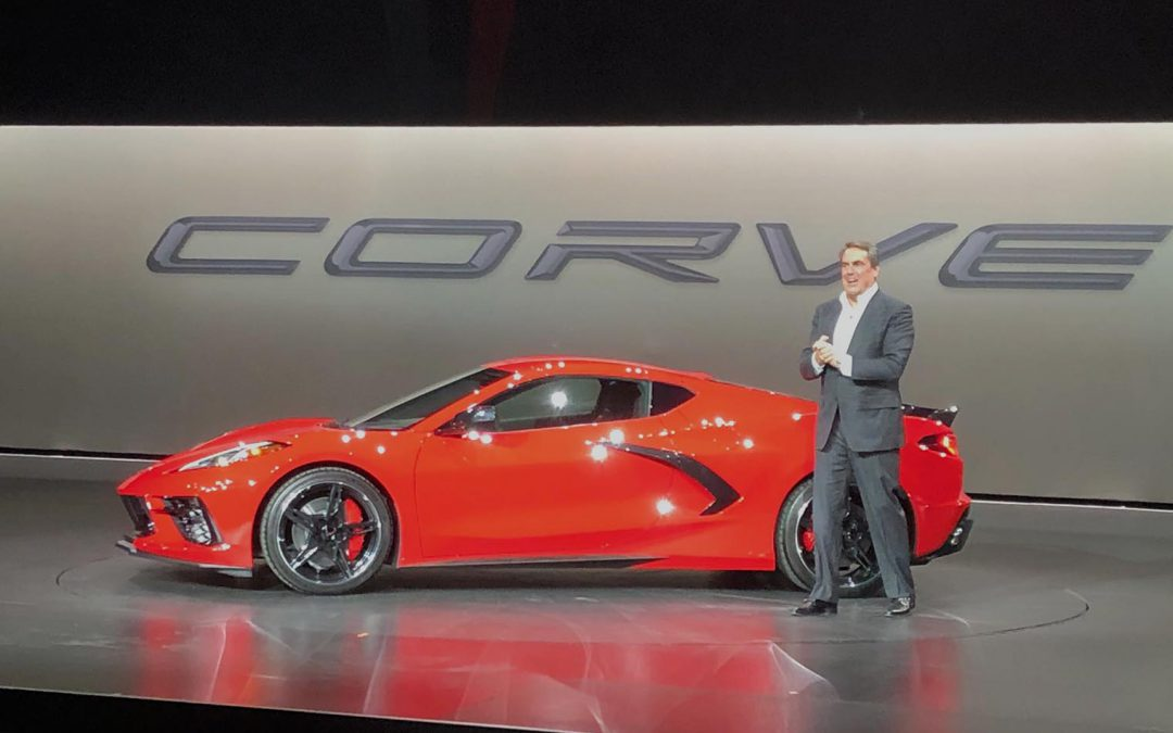 New 2020 Corvette Stingray Priced at $59,995
