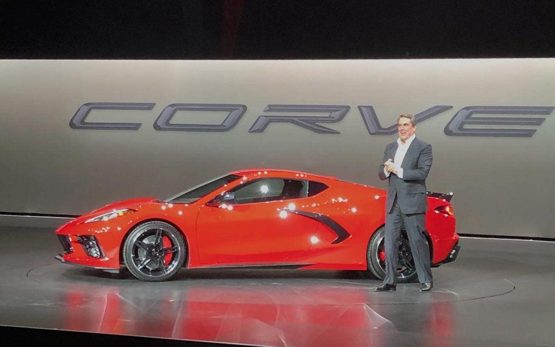 A C8 Corvette Q&A with GM President Mark Reuss