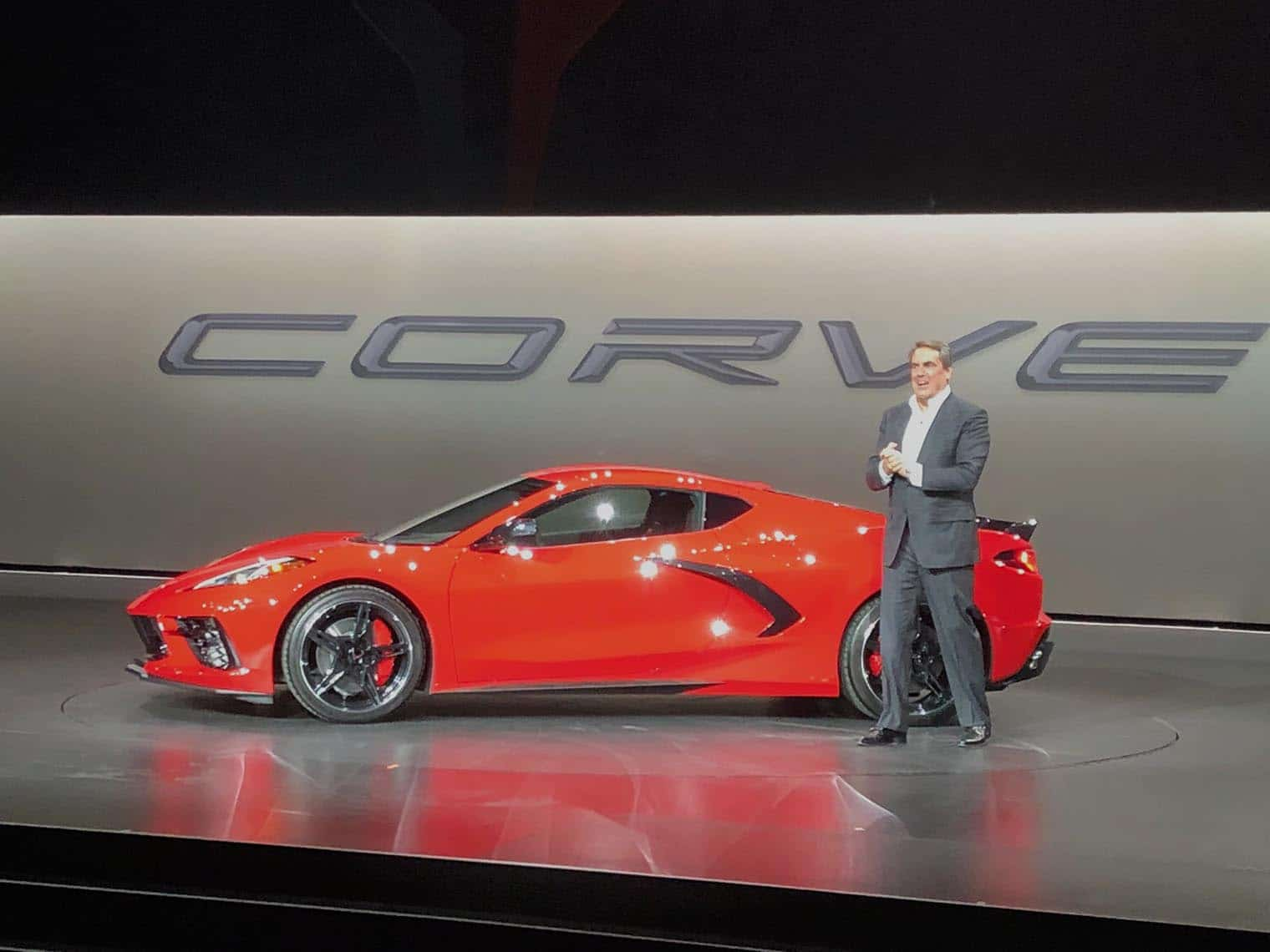 A C8 Corvette Q&A with GM President Mark Reuss ...