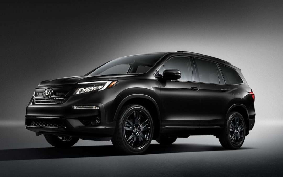 Honda Gives New Pilot an Upgraded Trim Level