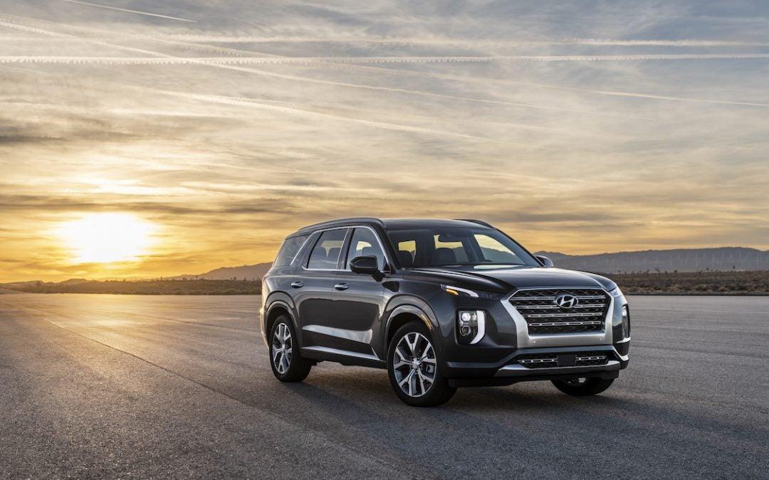 First Drive: 2020 Hyundai Palisade