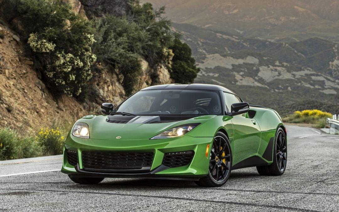 Lotus Reveals 2020 Evora GT for North America