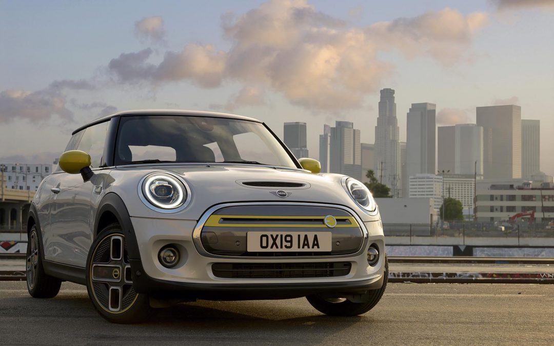 Mini Officially Goes Electric with Launch of Cooper SE