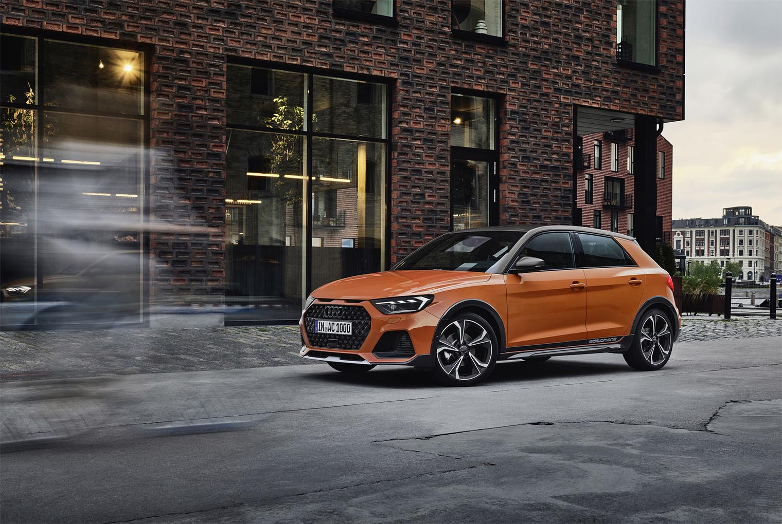 Audi Carves Out New Space With A1 Citycarver A Crossover We Likely