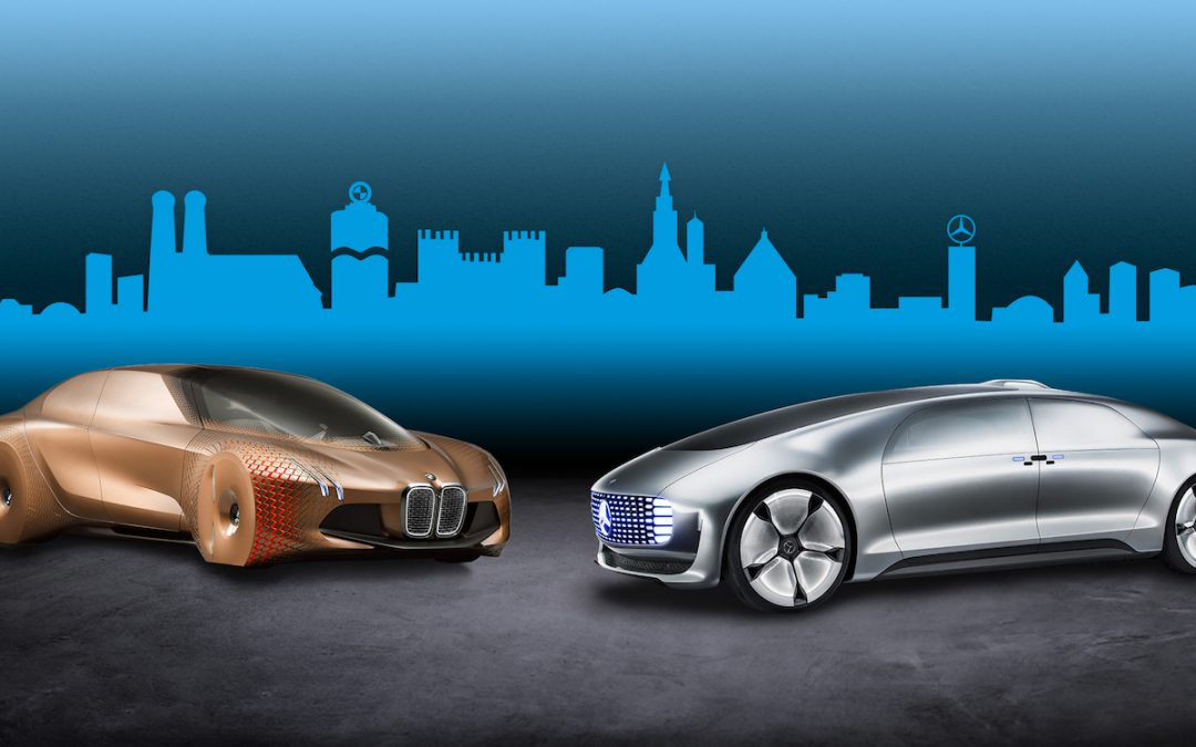 BMW, Daimler Ink Long-Term Autonomous Vehicle Development Deal