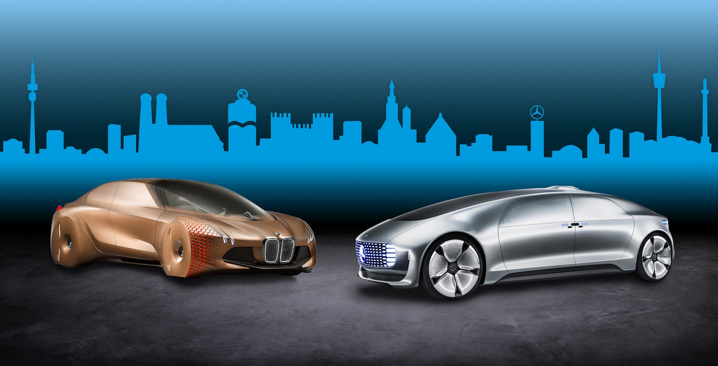 BMW, Daimler Partner On Self-Driving Cars 07/05/2019