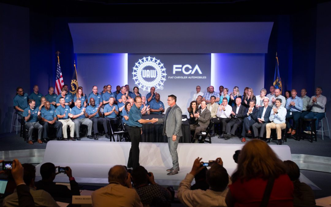 FCA Waits as UAW Votes to Ratify New Ford Agreement