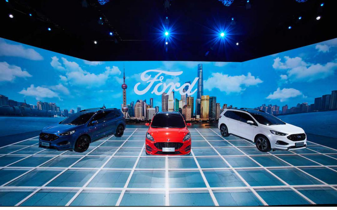 Ford Q3 Sales in China Fall 30.3% as Maker Institutes Revival Plan
