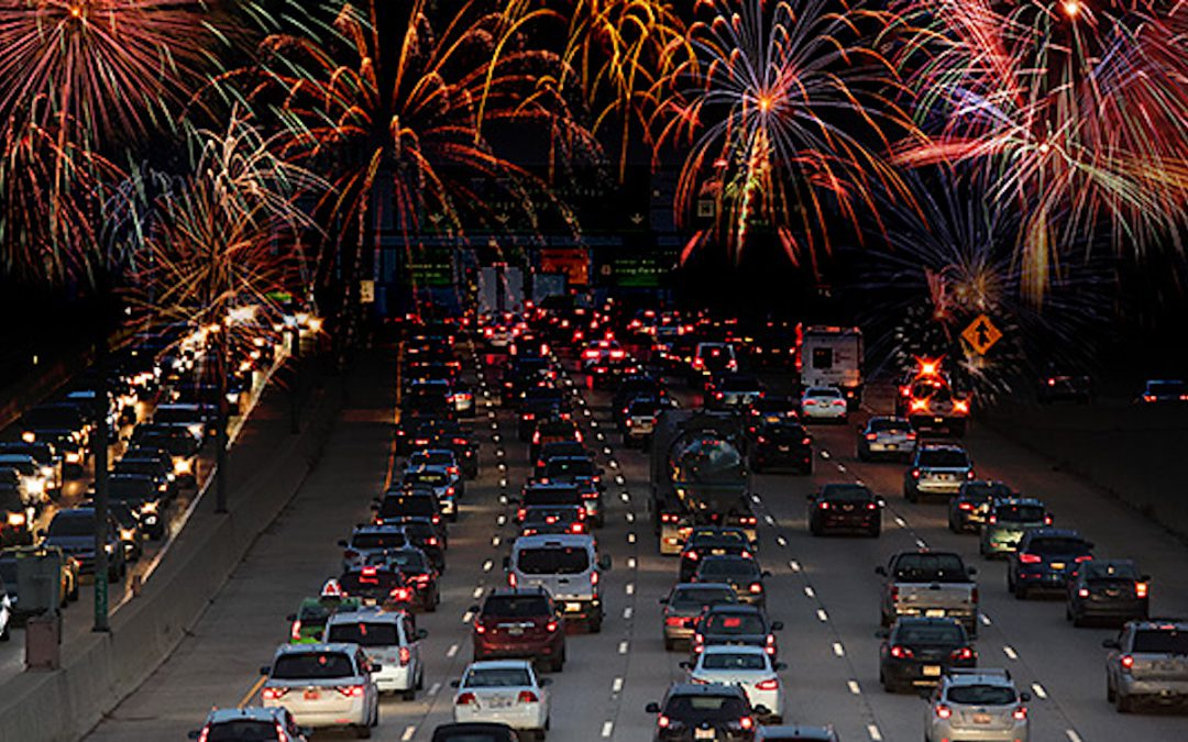 Fourth of July Expected to See Record Traffic —and Record Delays