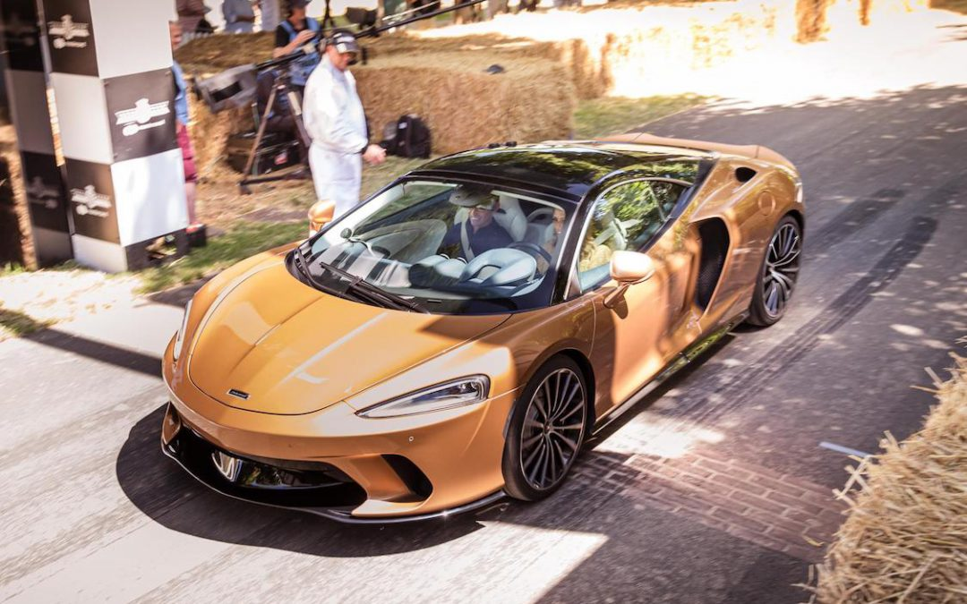 "McLaren Offers ""Tamer"" GT Model as Competitor to SUVs"