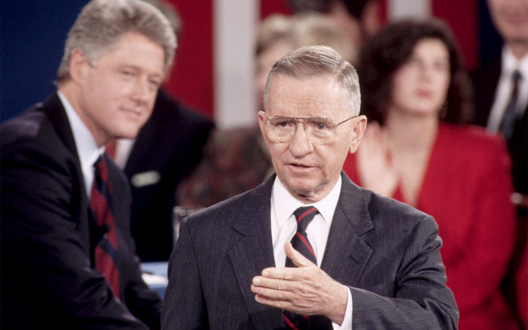 "H. Ross Perot, Billionaire Businessman Who Warned GM Needed to ""Blow Up"" its Business Model, Later Ran for President, Dead at 89"