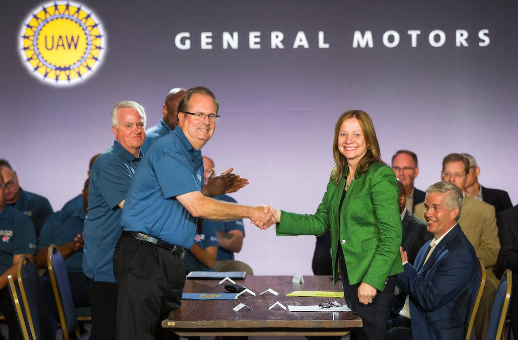 No Movement During Weekend on GM, UAW Negotiations