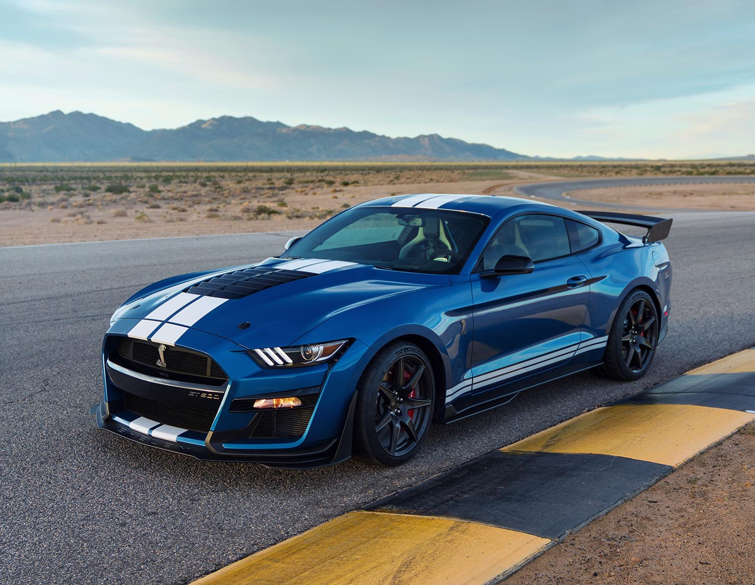 Ford's New Shelby GT500 Tops GT by 113 Ponies ...