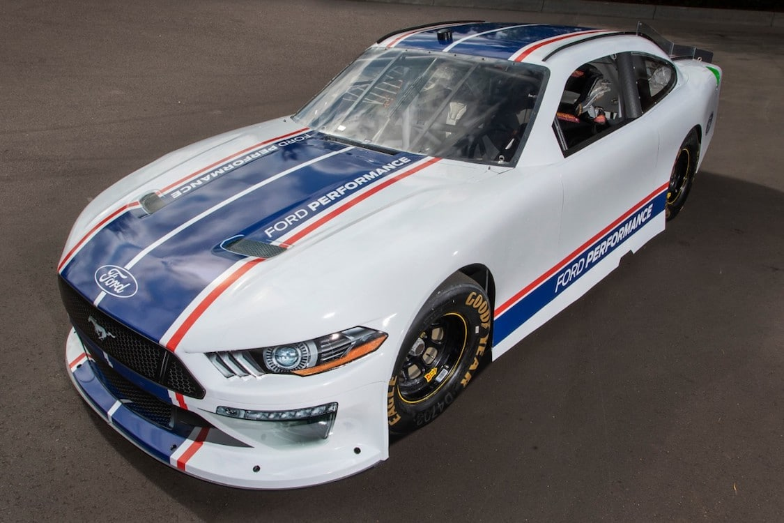 Ford Unveils Mustang Racer Ahead of Dream Cruise ...