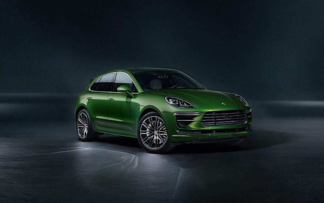 Porsche Makes Over 2020 Macan