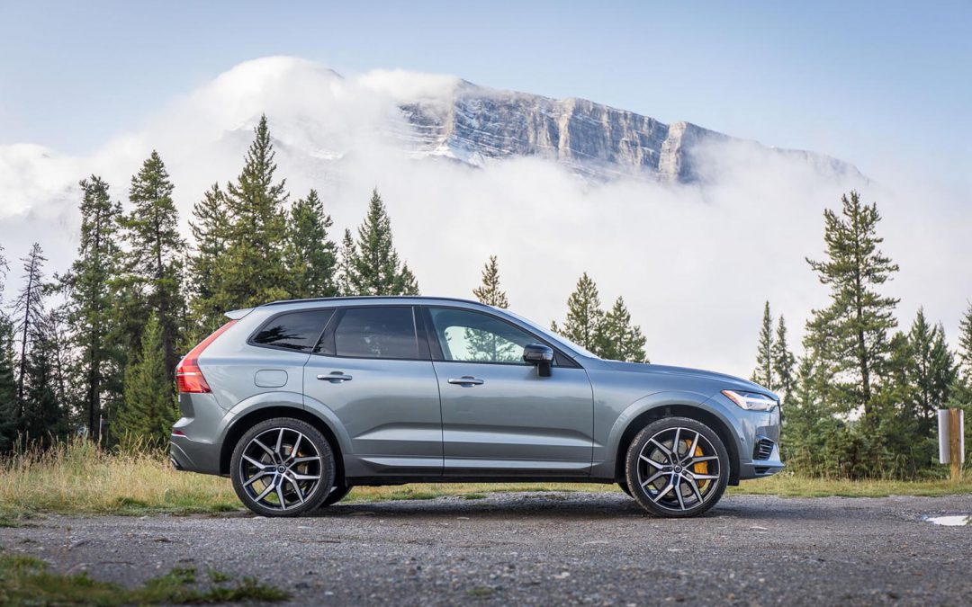 First Drive: 2020 Volvo XC60 Polestar Engineered