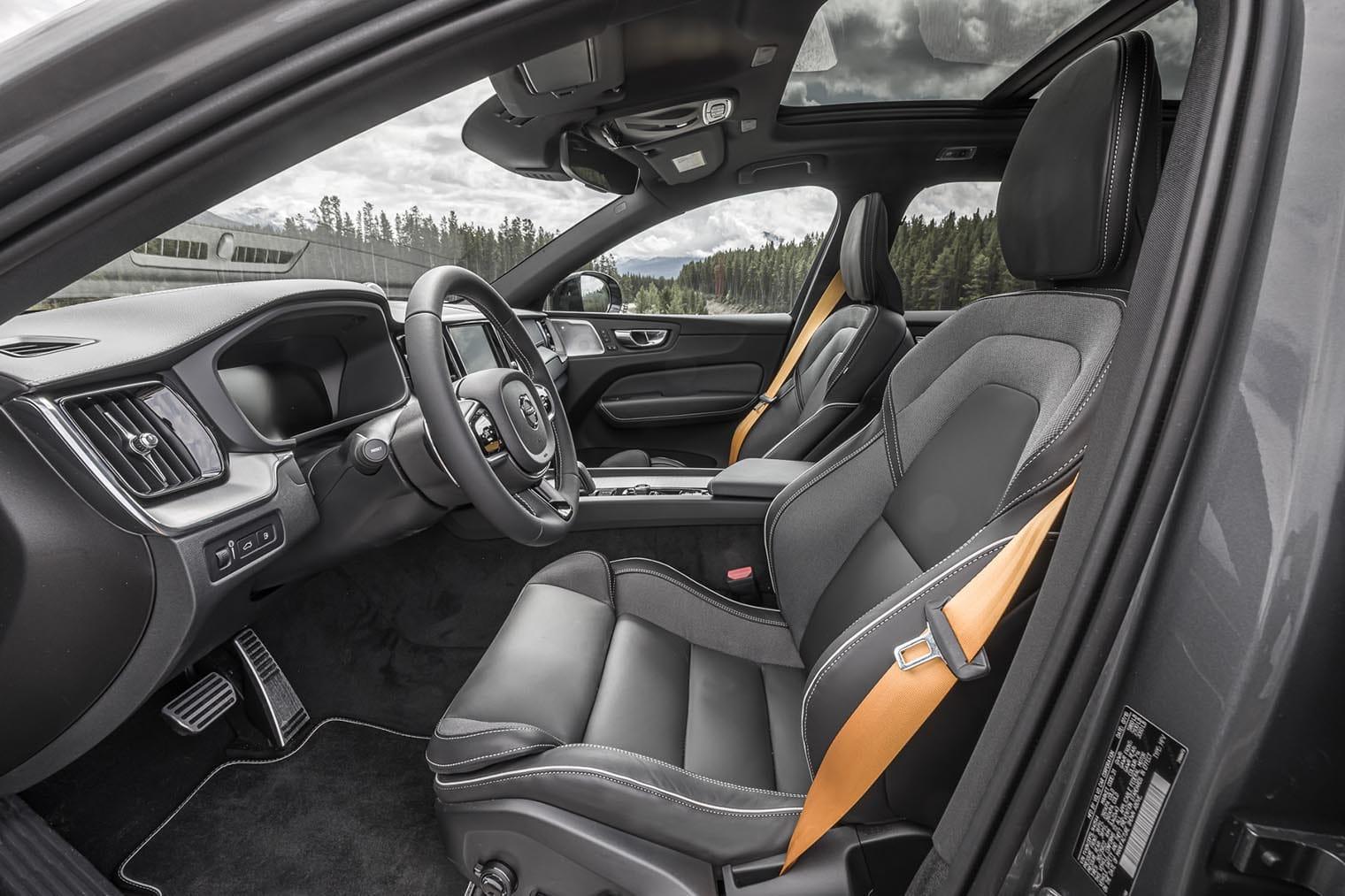 first drive  2020 volvo xc60 polestar engineered