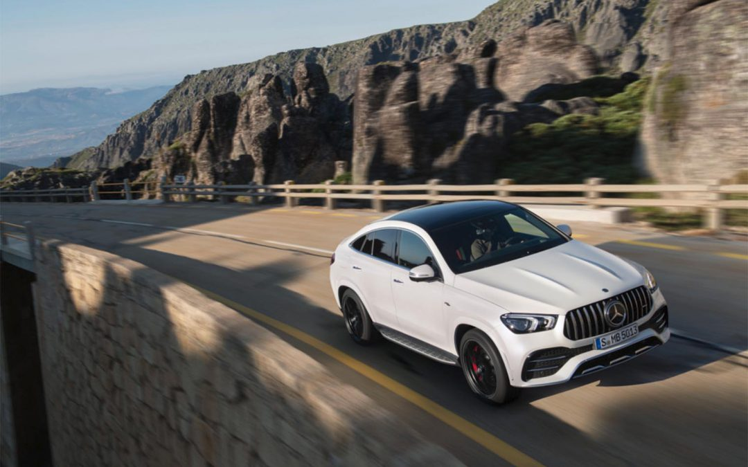 First Look: 2021 Mercedes-AMG GLE 53 Coupe