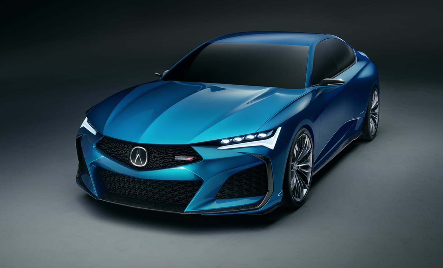 Acura Type S Concept Officially Breaks Cover ...