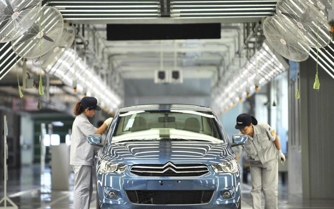 Coronavirus Expected to Have Big Impact on Chinese Auto Industry