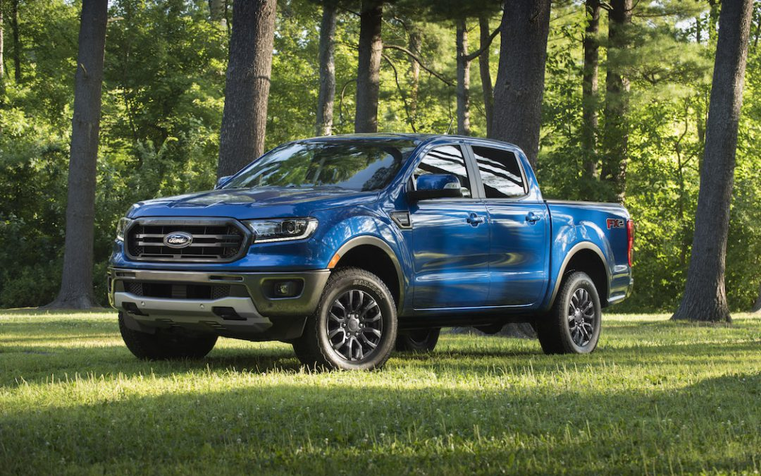 A Week With: 2020 Ford Ranger Lariat