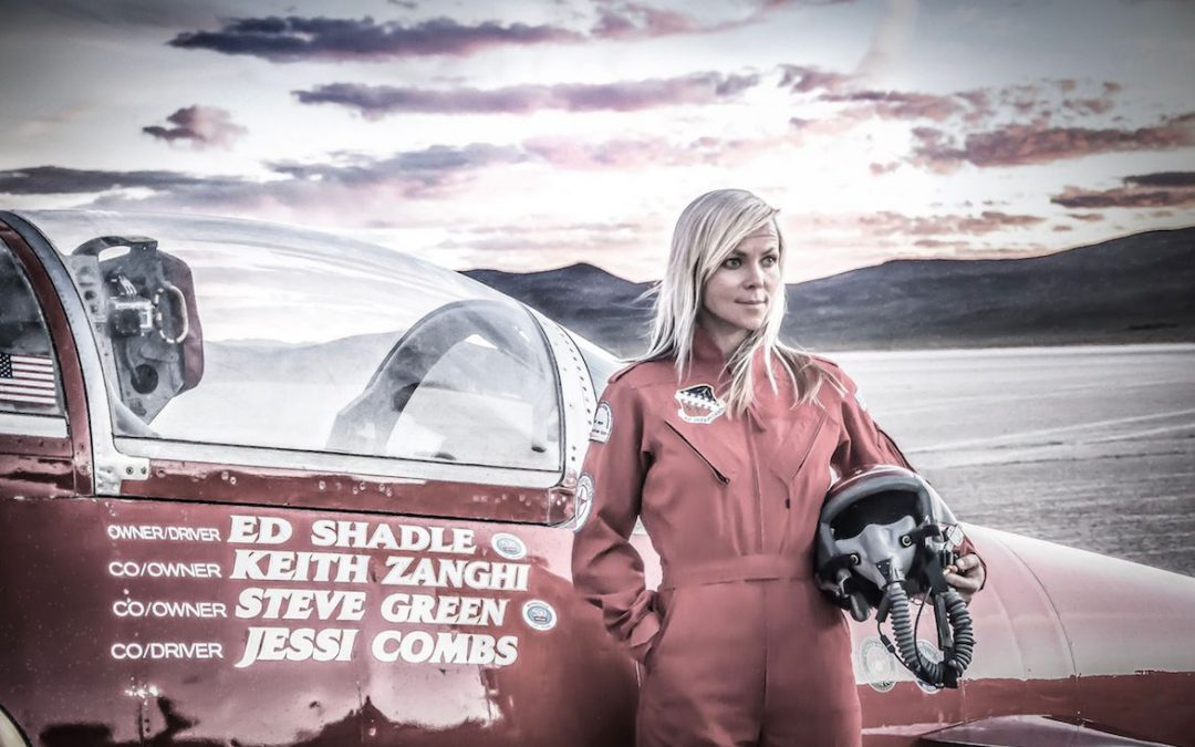World's Fastest Woman Jessi Combs Dead at 39