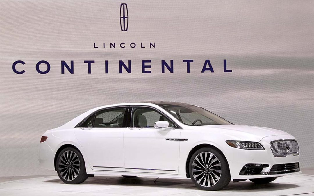Lincoln Dropping Continental