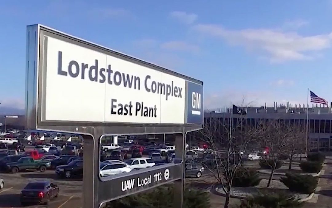 GM Loaning Lordstown Buyer $40M to Purchase the Plant