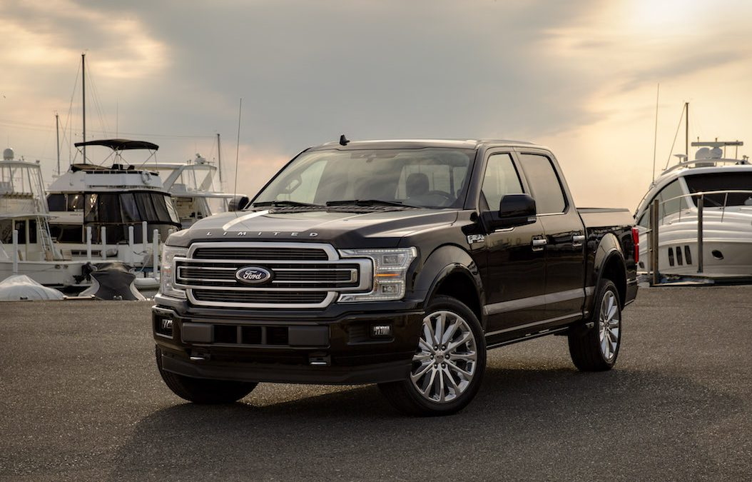 First Drive: 2019 Ford F-150 Lariat