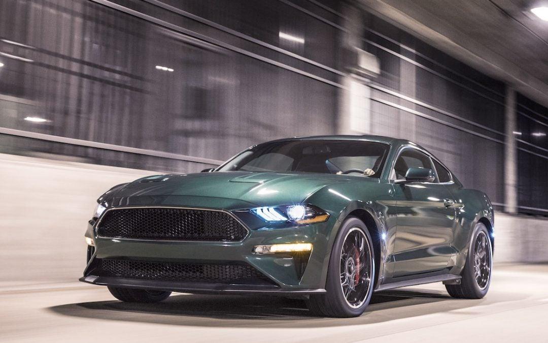 First Drive: 2020 Ford Mustang Bullitt