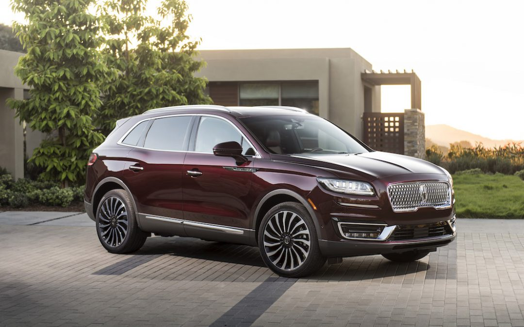 First Drive: 2019 Lincoln Nautilus Black Label Edition
