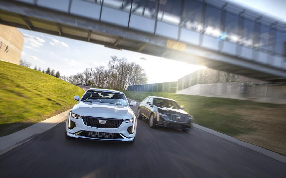 First Look: 2020 Cadillac CT4