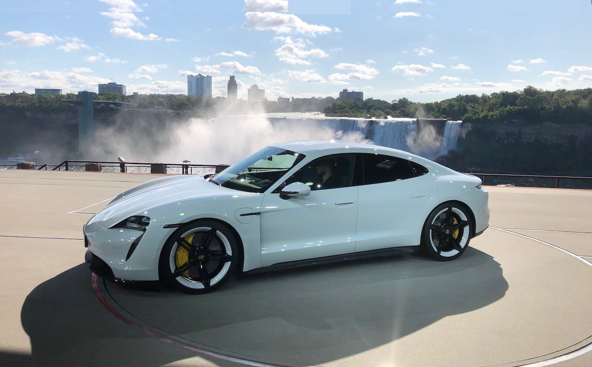 2020 Porsche Taycan Finally Ready To Hit The Road Thedetroitbureau Com