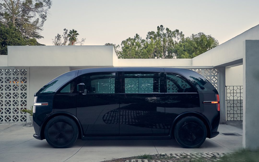 Canoo Debuts 1st Production EV – But Only Plans to Offer It By Subscription