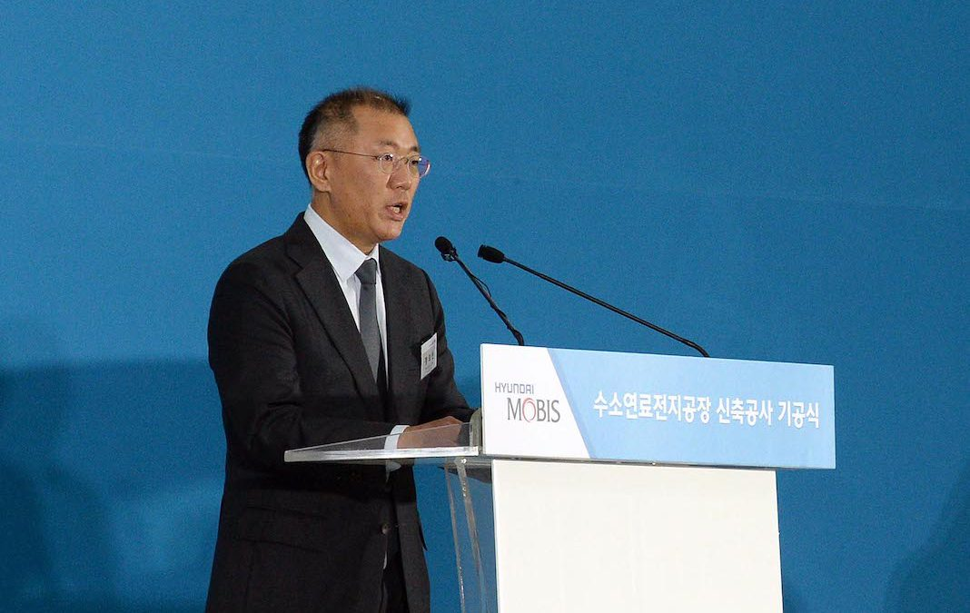 Hyundai Building Fuel-Cell Plant in China