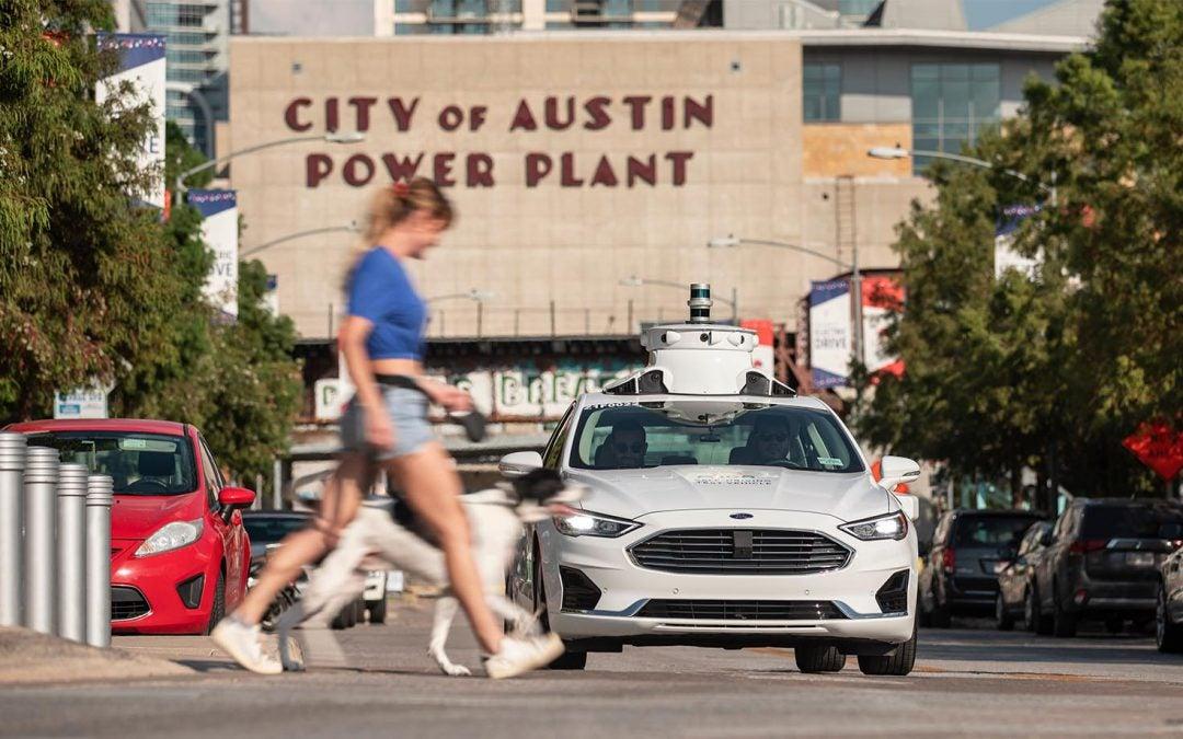 Ford, Argo Adds Austin to Its Autonomous Vehicle Testing Program