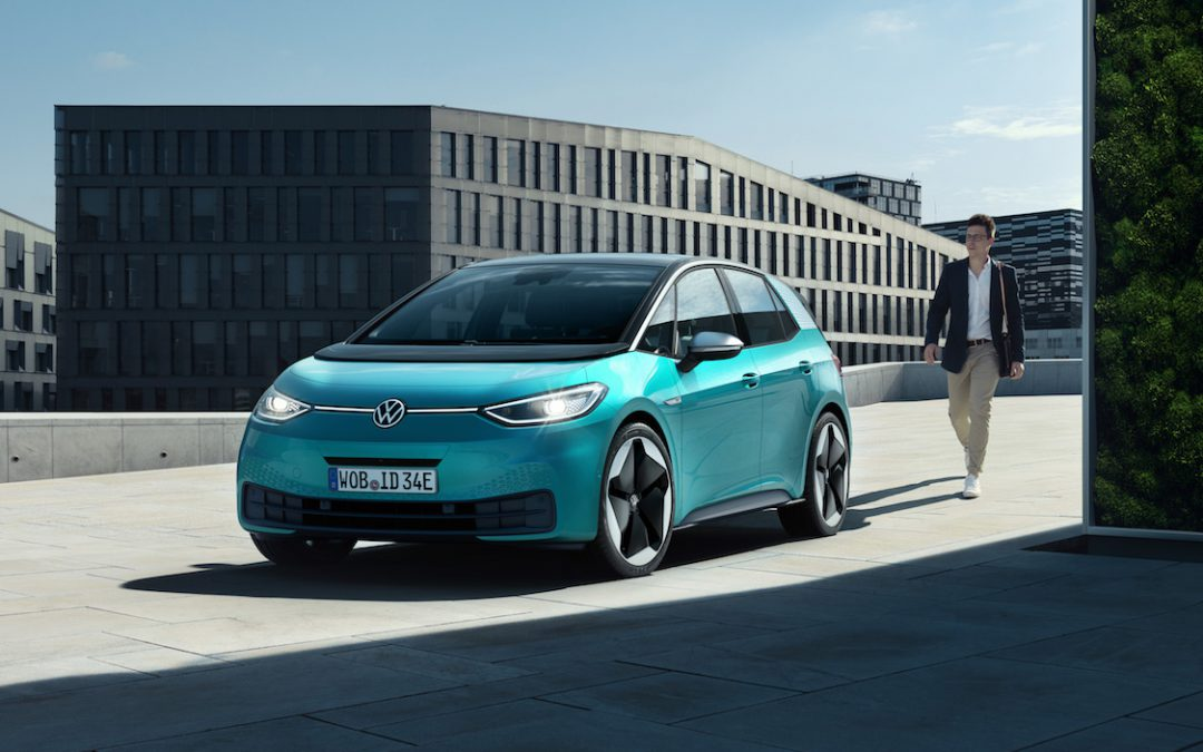 VW Raises EV Sales Forecast to 1M Annually by 2023