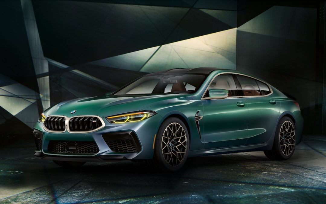 BMW Expands M8 Line-up with 2020 Gran Coupe, Gran Coupe Competition