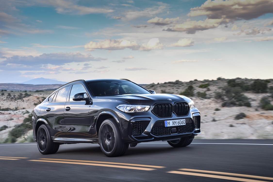 First Look 2020 Bmw X5 M And X6 M The Detroit Bureau