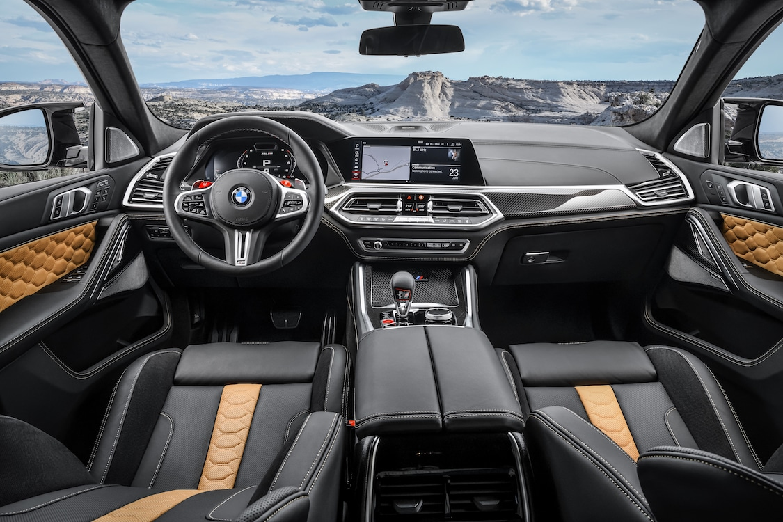 First Look: 2020 BMW X5 M and X6 M   TheDetroitBureau.com