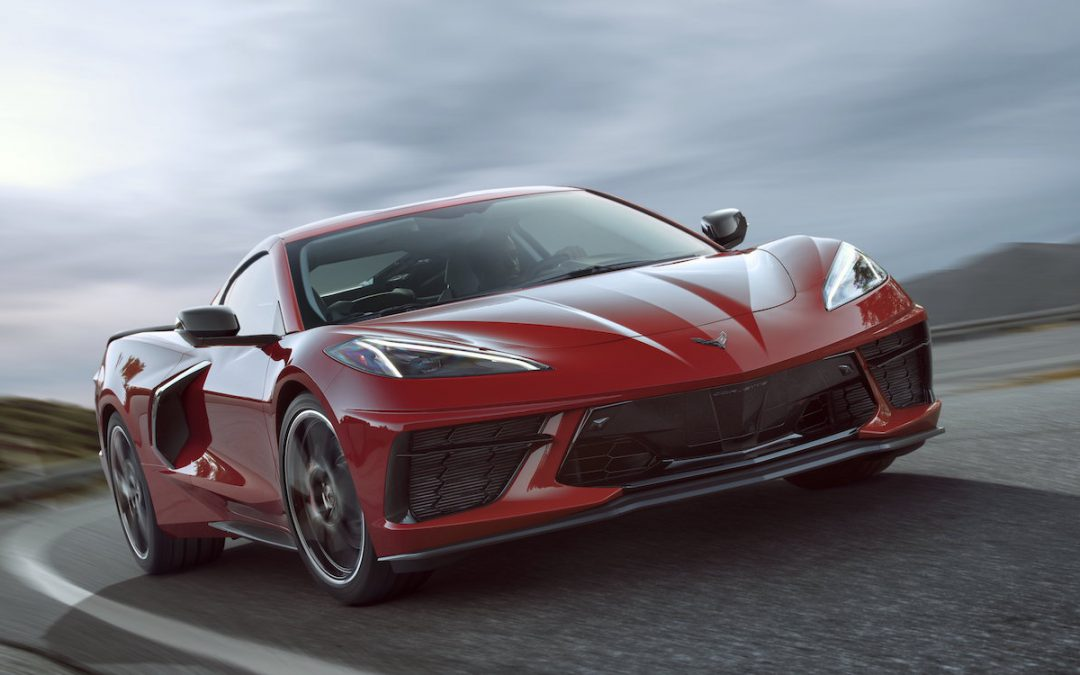 First Drive: 2020 Chevrolet Corvette Stingray