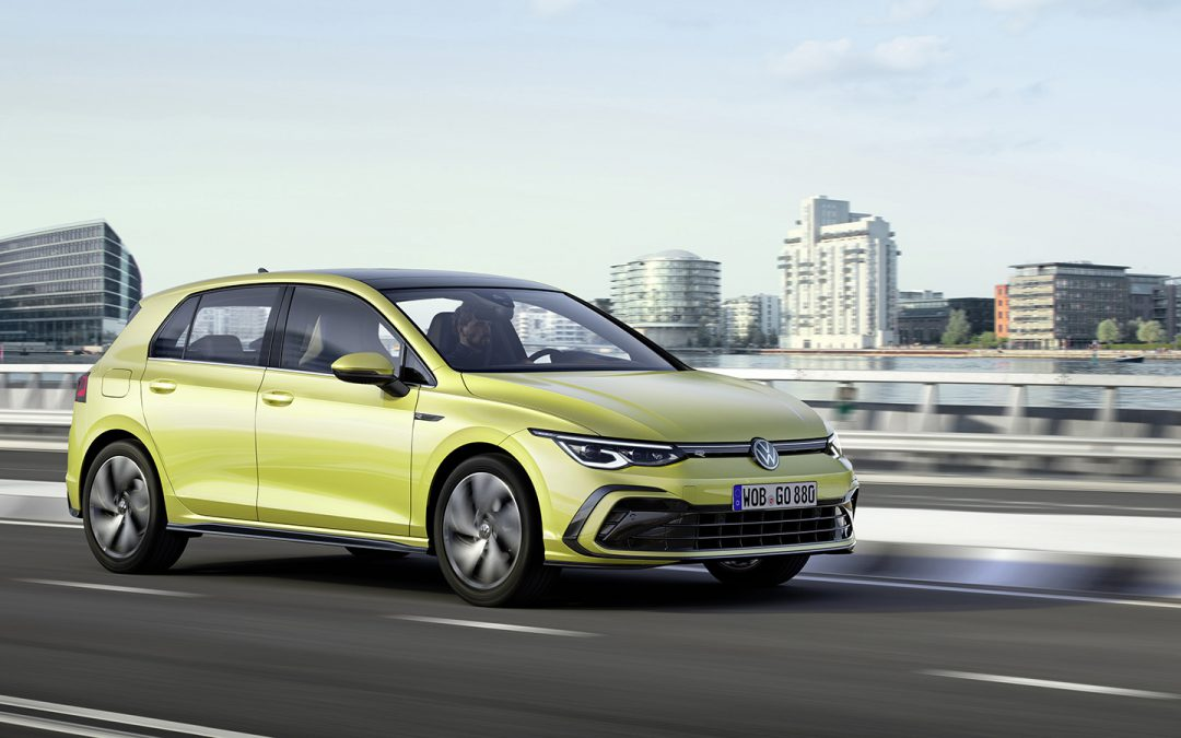 First Look: 2020 Volkswagen Golf