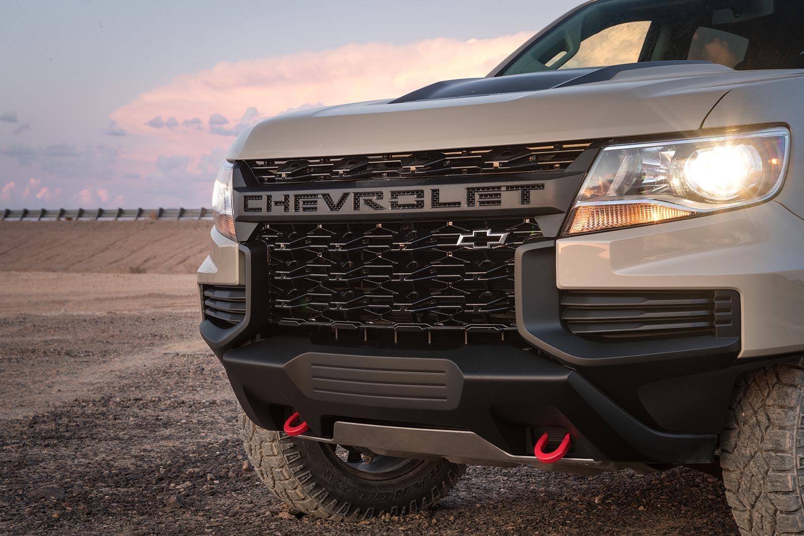 First Look: 2021 Chevrolet Colorado | TheDetroitBureau.com