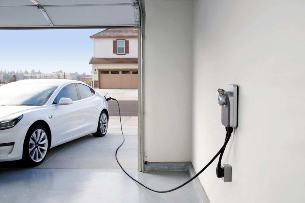 Chargepoint Home Charger - connected