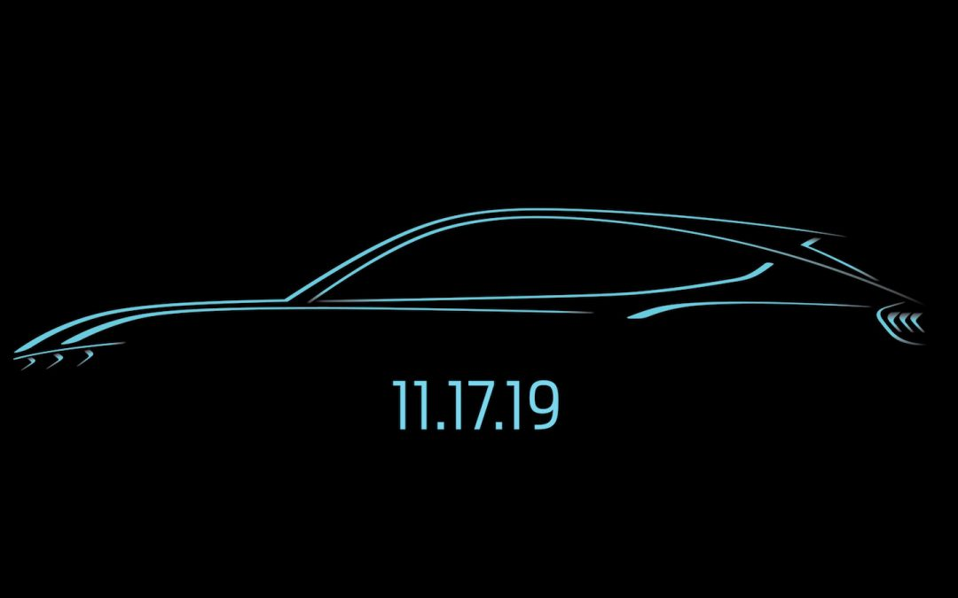 Ford Teases Coming Mustang-Inspired SUV With Video