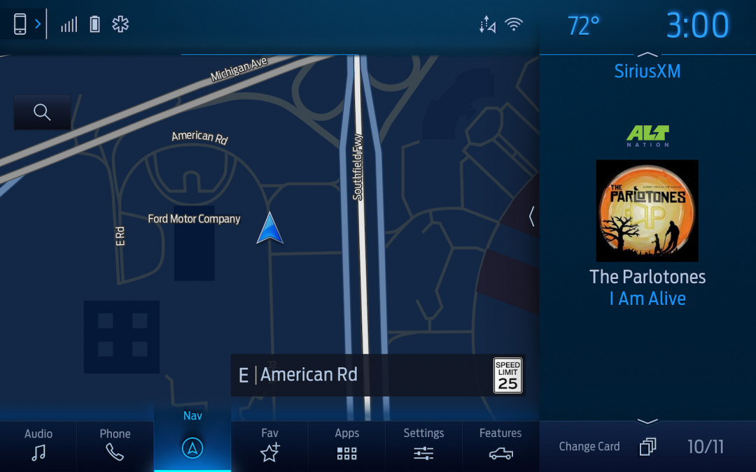 Ford Sync's With the Cloud to Offer OTA Updates, New Features