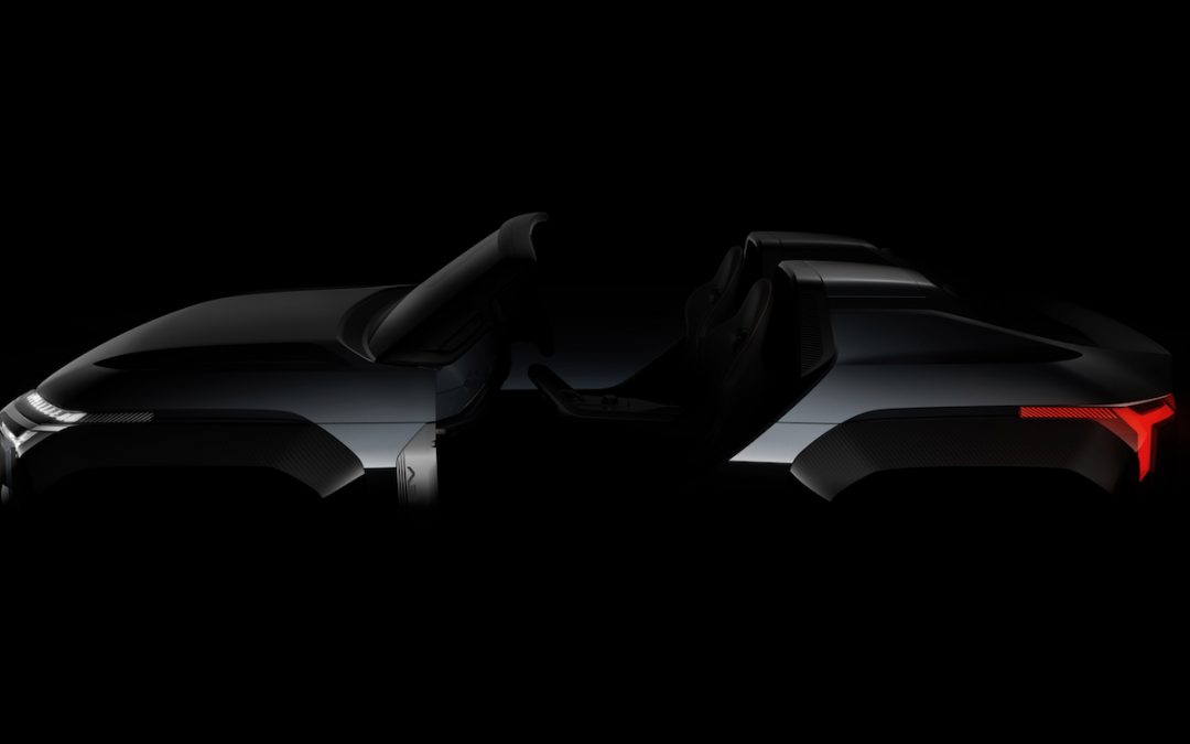 Mitsubishi Bringing New EV Concept to Tokyo Motor Show