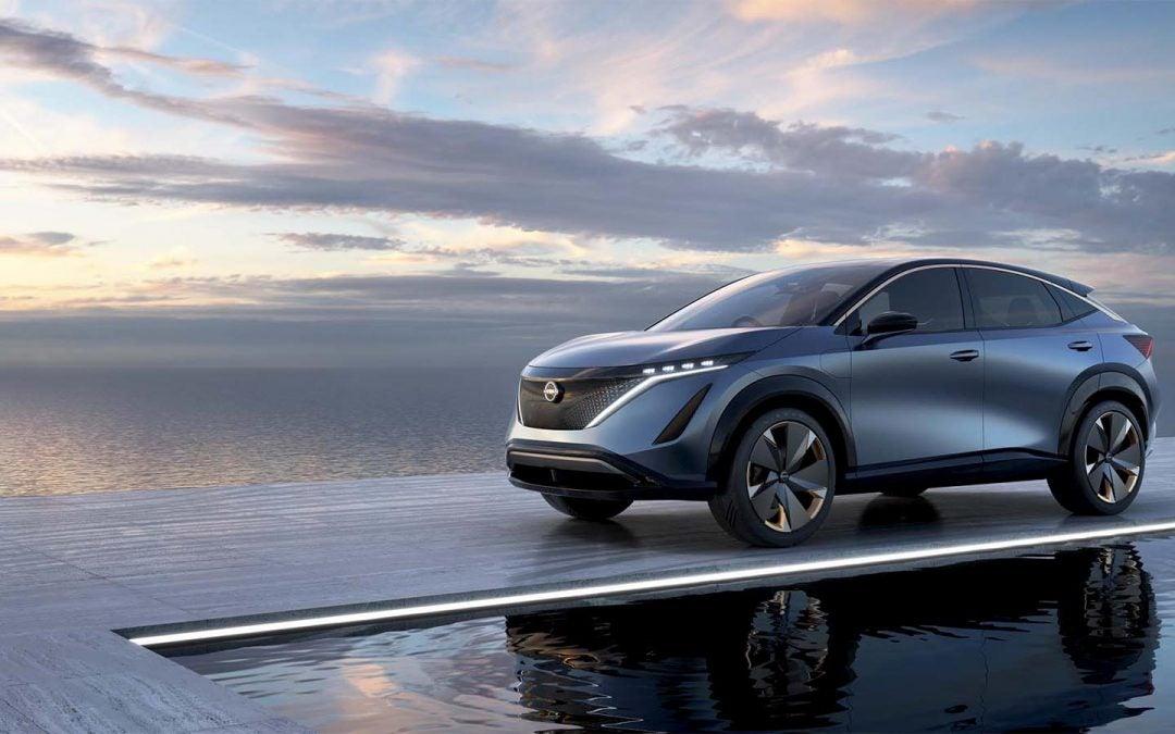 Nissan Debuts Ariya Electric SUV at Tokyo Motor Show
