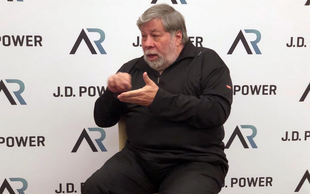 "No Fully Autonomous Vehicles ""In My Lifetime,"" Predicts Apple Co-Founder Steve Wozniak"