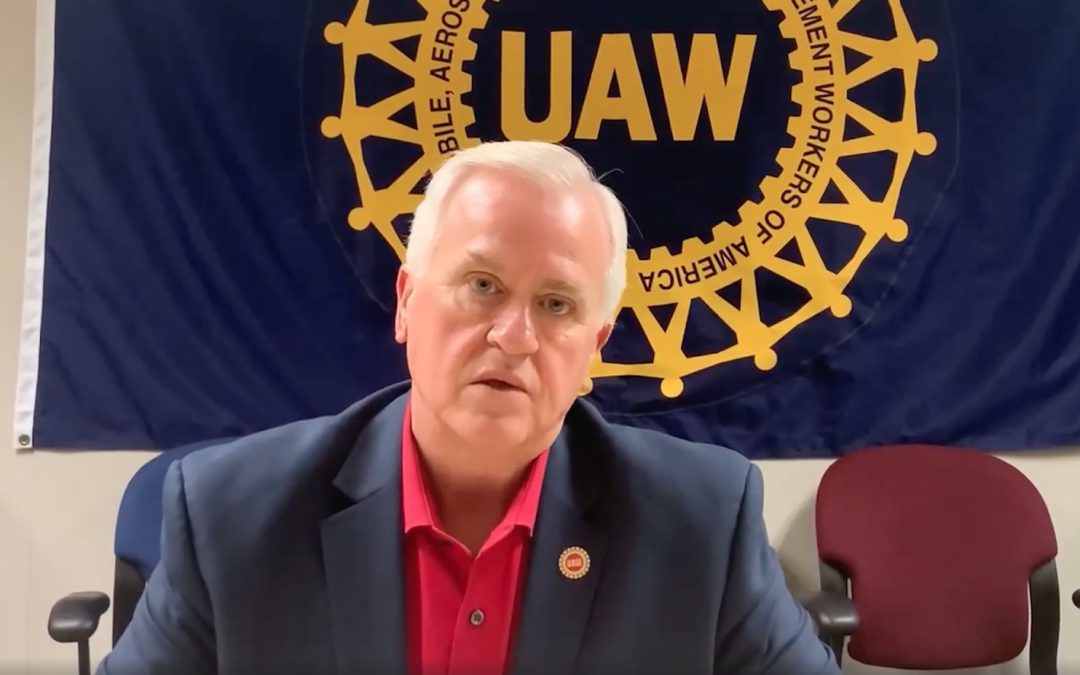 UAW National Council Vote Determines if Picketing Ends at GM